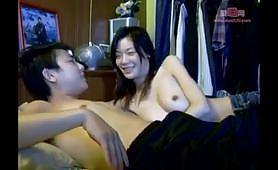台灣A片大學情侶自拍做愛視頻不慎外流-性福時光
